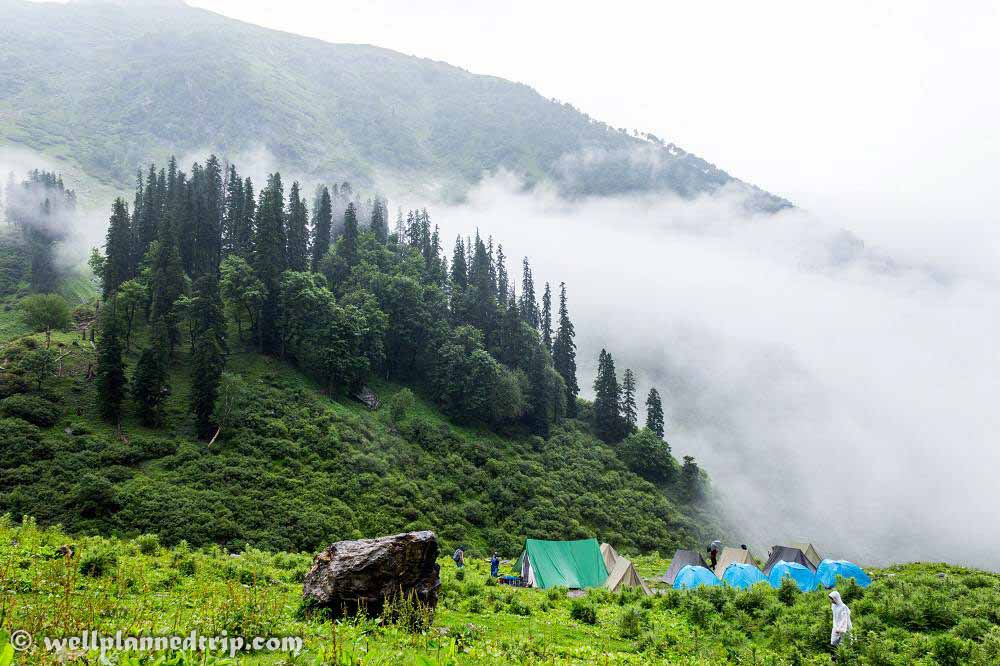 Complete Guide to HAMPTA PASS trek