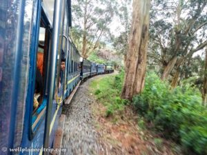 Ooty Nilgiri mountain toy train – Complete guide