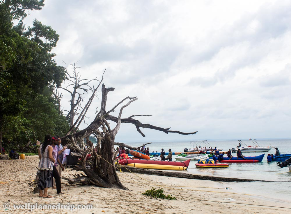 Elephant Beach, Havelock, Andaman