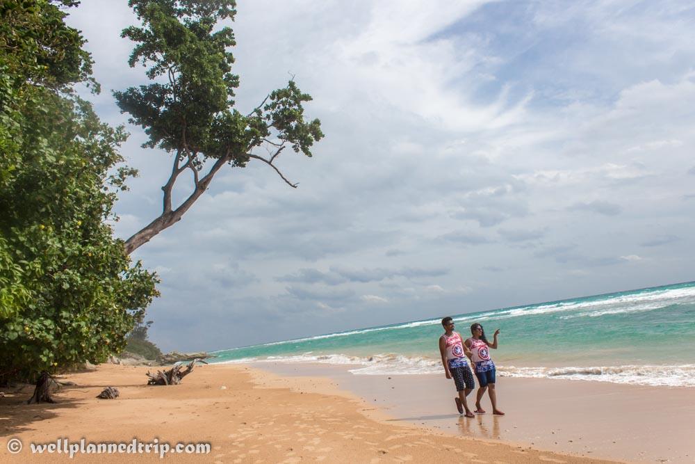 Sitapur Beach, Neil Island, Andaman