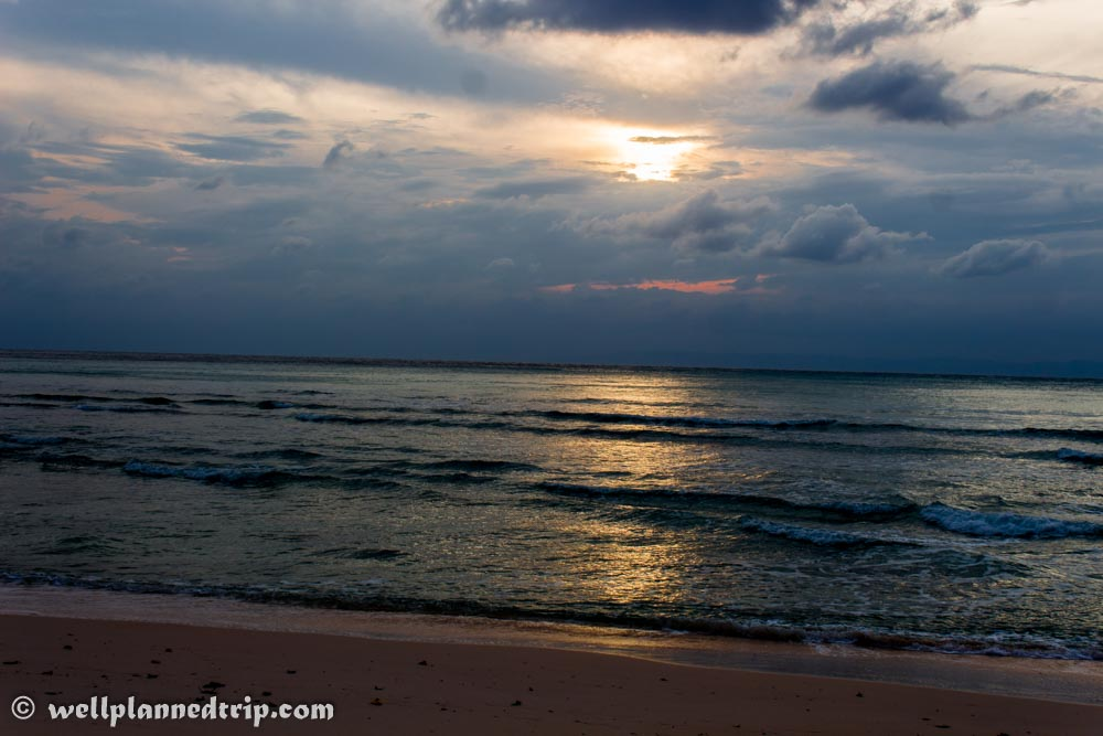 Sunset, Laxmanpur beach, Neil Island, Andaman