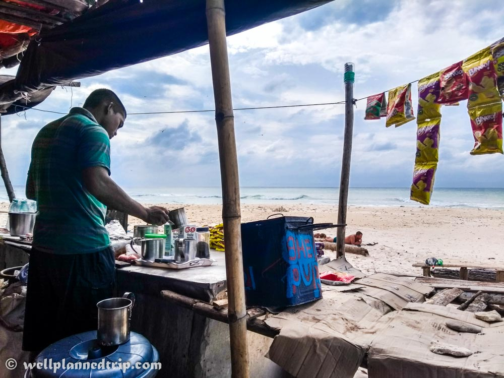 Laxmanpur beach, Neil Island, Andaman