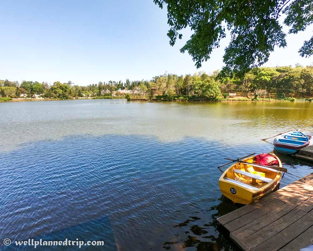 Yercaud, Lake, Boating