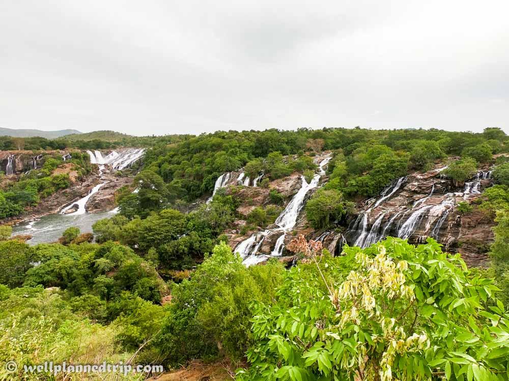 Barachukki falls, Shivanasamudra