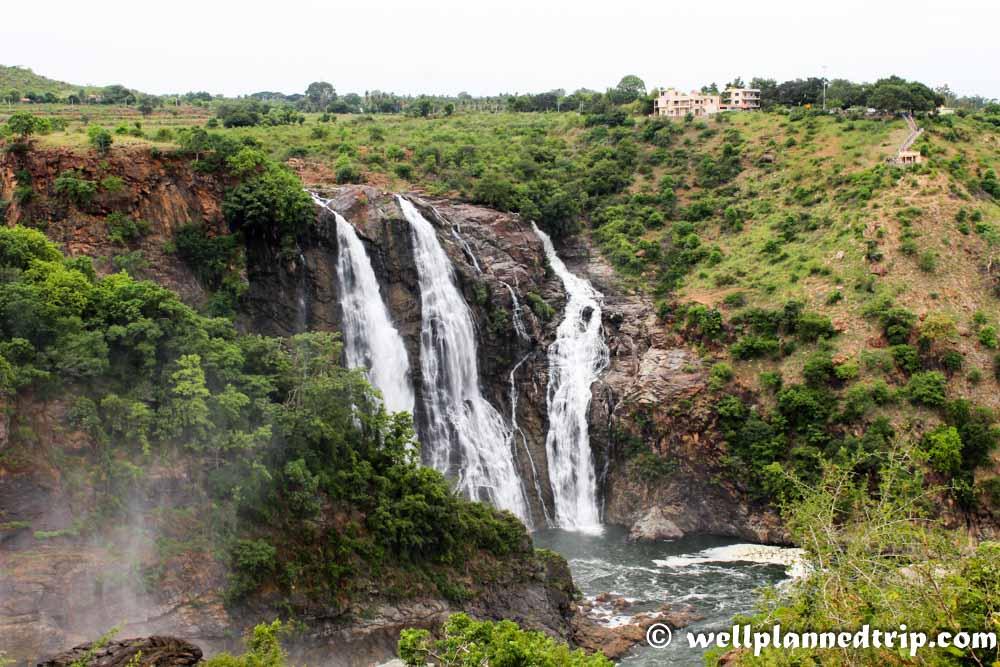 Dharga view point, Shivanasamudra
