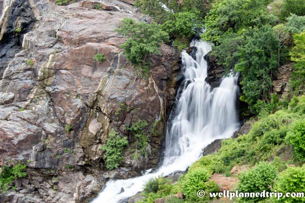 Gaganachukki Falls, Shivanasamudra.