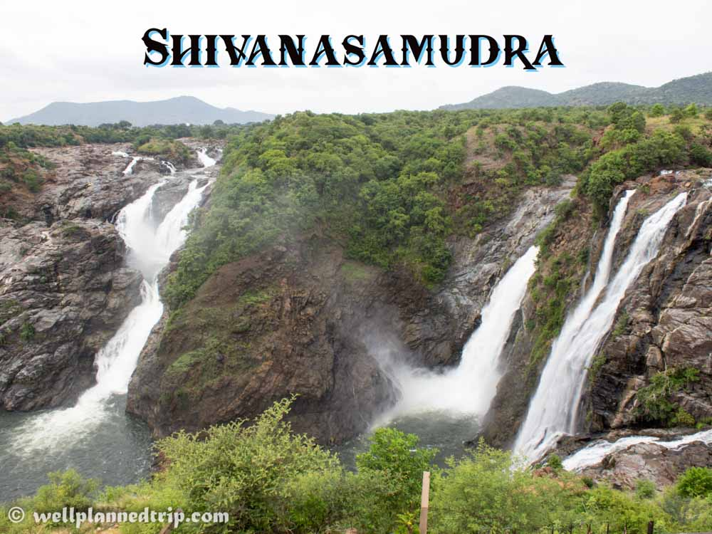 You are currently viewing Shivanasamudra water falls