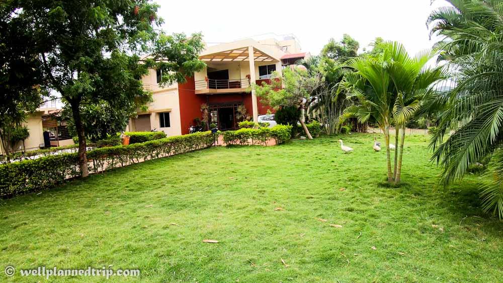 Hotel Lakshadeep Gaganachukki, Shivanasamudra