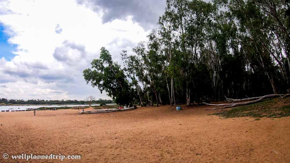 Teppa ride, Talakkadu beach