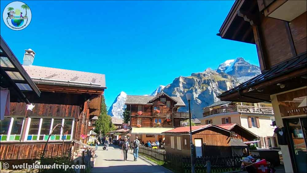 Murren – A Dream Village in Switzerland