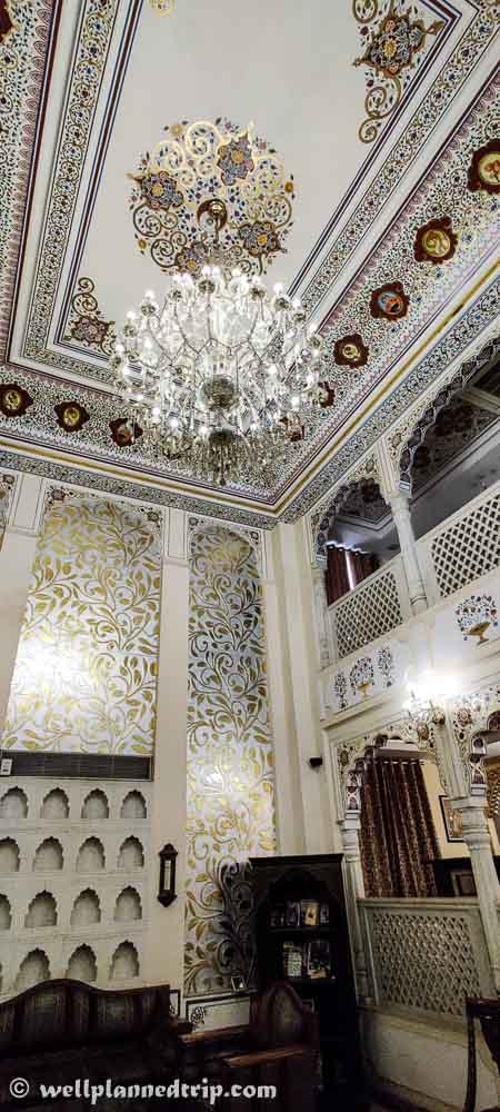 Welcome heritage haveli , Jaipur, Rajasthan
