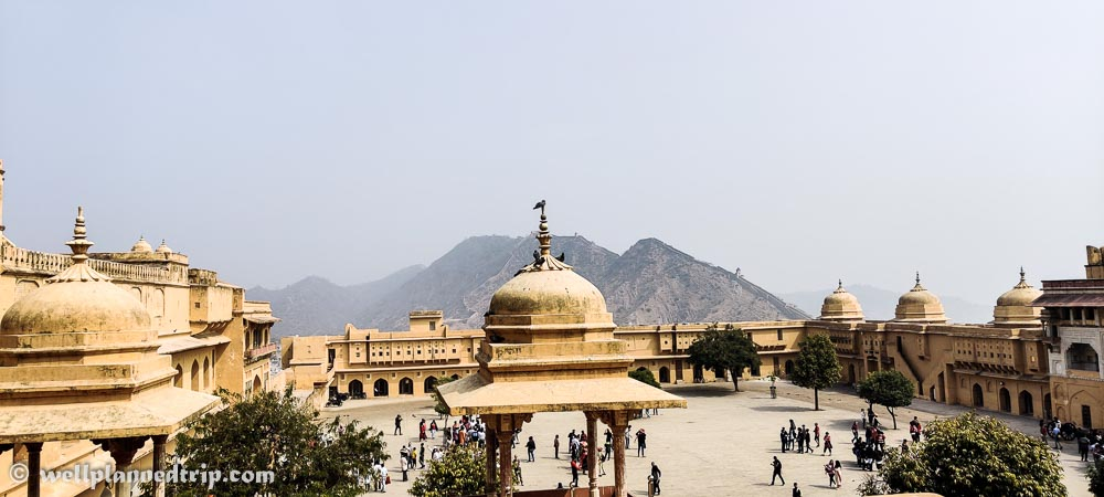 Amer Fort, Jaipur, Rajasthan