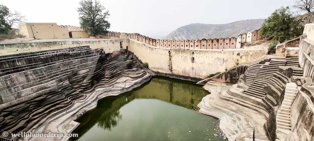 Nahargarh Fort, Jaipur, Rajasthan