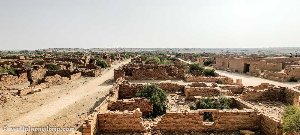 Kuldhara village, Jaisalmer, Rajasthan