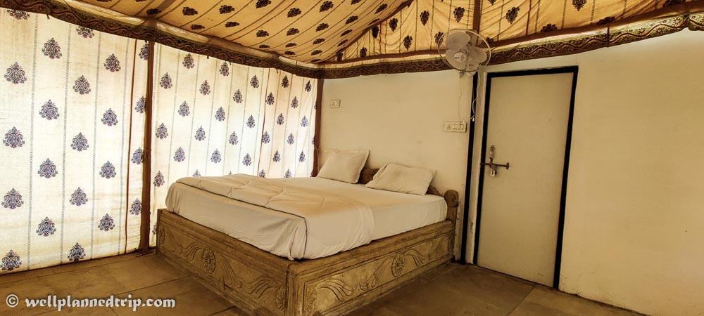 Anantara desert camp, Sam sand dunes, Jaisalmer