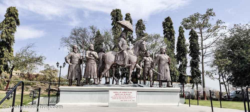 Maharana Pratap Smarak , Udaipur, Rajasthan