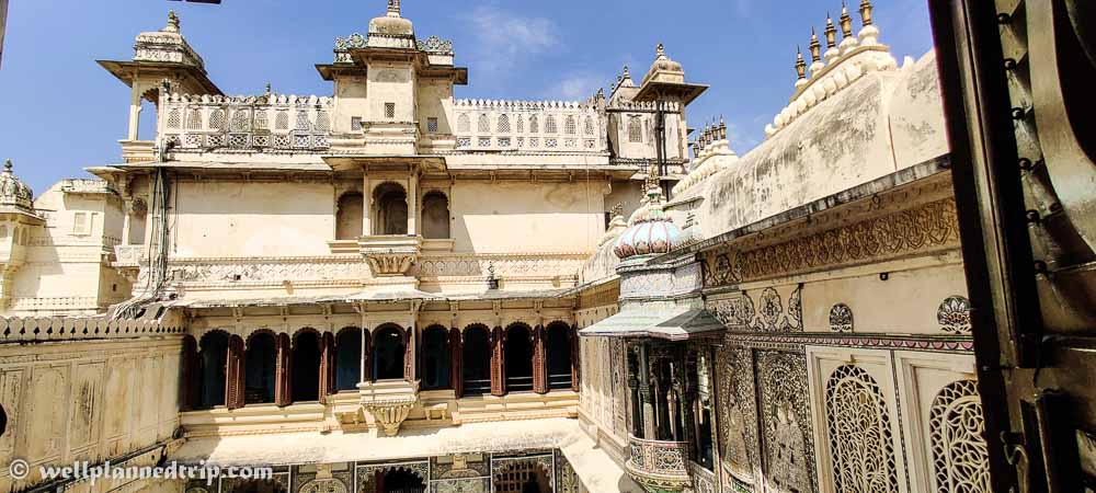 City palace, udaipur, Rajasthan