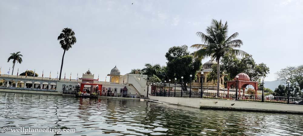 Boating, City palace, udaipur, Rajasthan