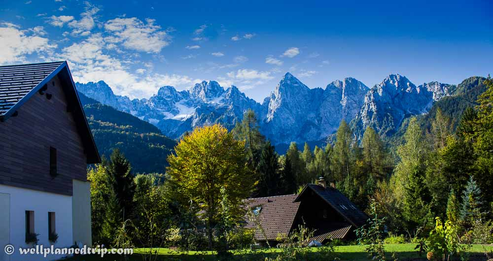 Vila Edelweiss, Kranjska Gora, Slovenia