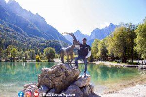Read more about the article Lake Jasna, Kranjska Gora