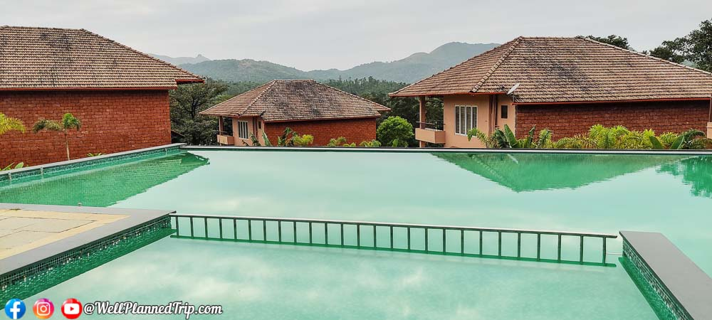 Swimming Pool, Machaan resort, Sakleshpur