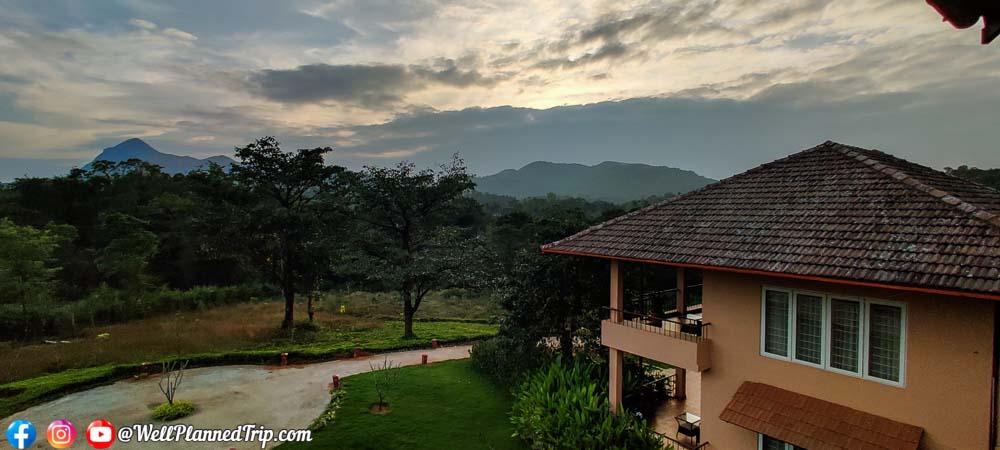 Machaan resort, Sakleshpur