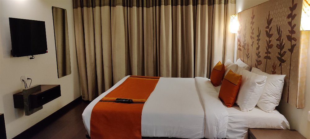 Suite room, Windflower Prakruthi Resort & Spa, Bangalore