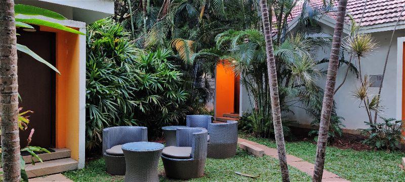 Villas, Windflower Prakruthi Resort & Spa, Bangalore