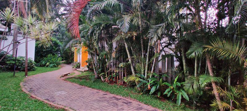 Walking areas near the Villas, Windflower Prakruthi Resort & Spa, Bangalore
