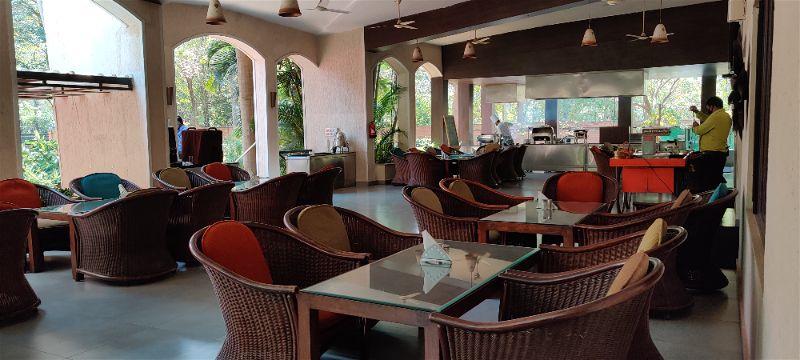 In House restaurant, Windflower Prakruthi Resort & Spa, Bangalore